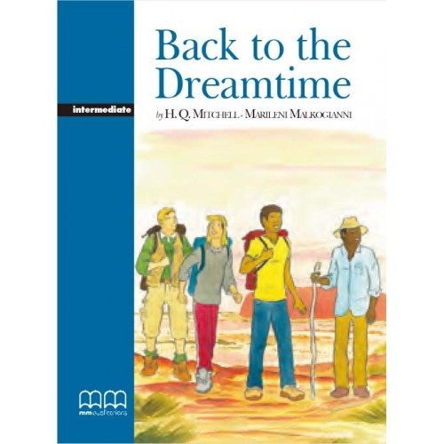 journal back to the dreamtime
