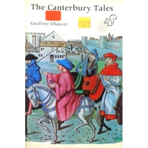 an analysis of the symbolism of the chaunticleer in the canterbury tales by geoffrey chaucer Is one of the canterbury tales by the middle english poet geoffrey chaucer this was chanticleer and the fox the canterbury tales/the nun's priest's tale.